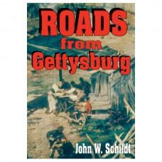 Roads from Gettysburg