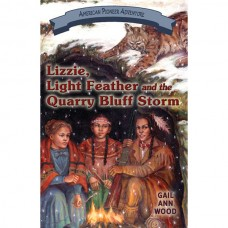 Lizzie, Light Feather and the Quarry Bluff Storm
